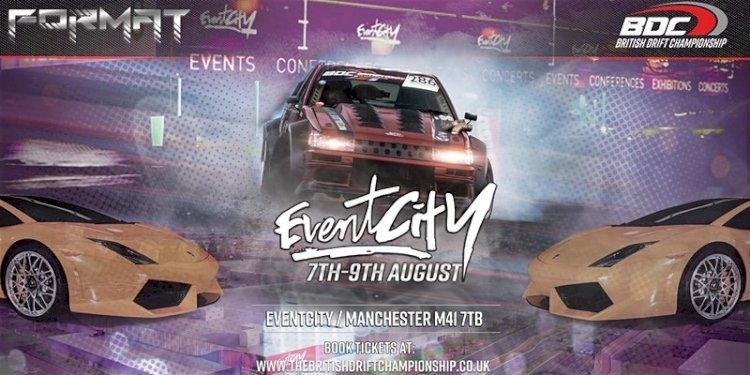 BDC Event city