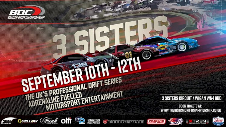 BDC - Three Sisters - Event
