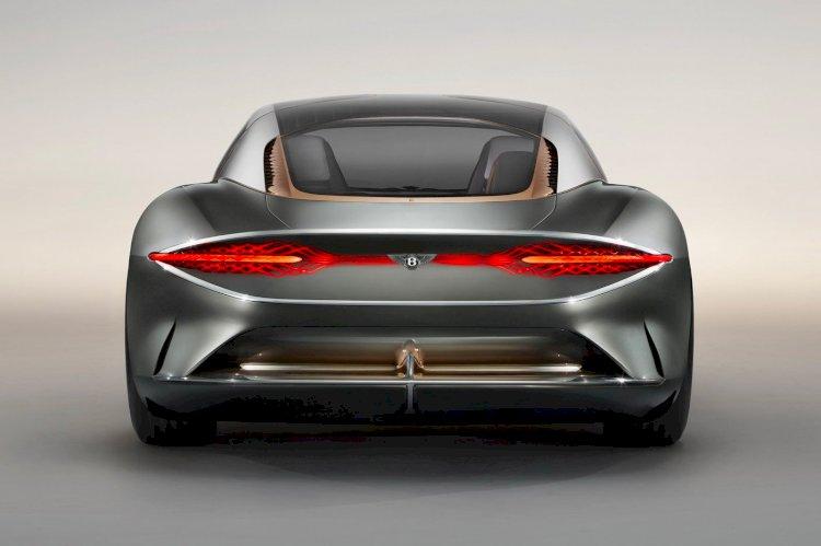 Bentley Electric EXP 100 GT Concept