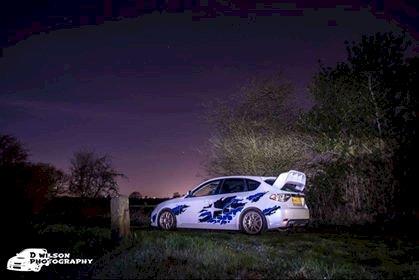 Stuarts Subaru Impreza WRX