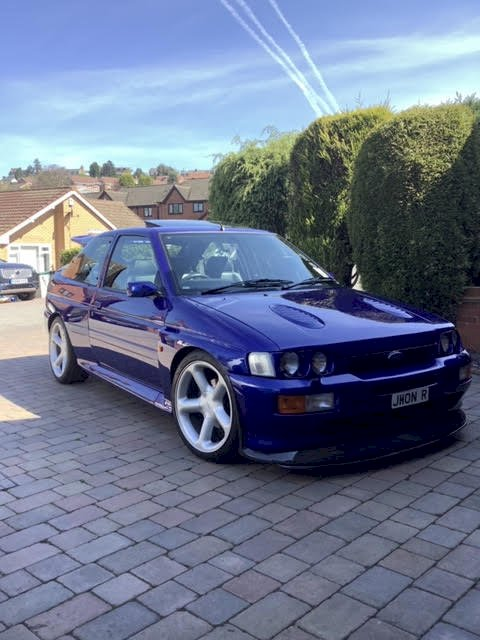 Jons Escort Cosworth lux 1996