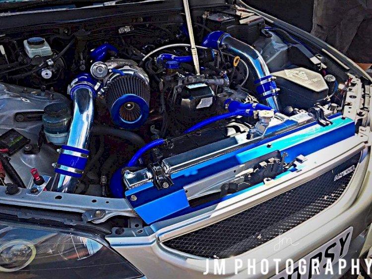 Marc Soars Lexus IS200