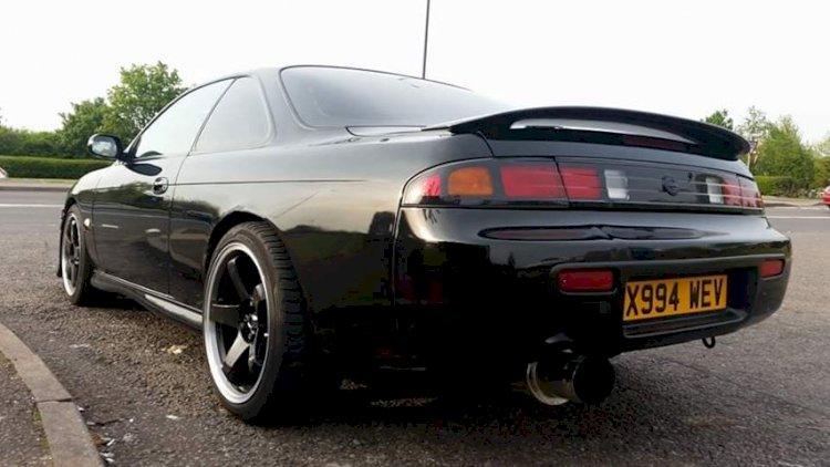 Jasons Nissan Silvia s14a