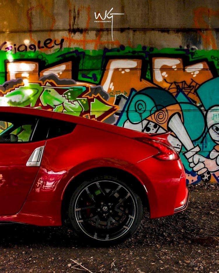 Elliots Nissan 370z Nismo