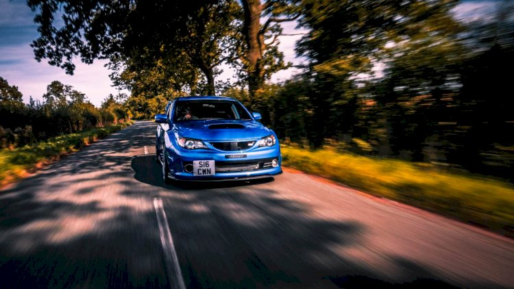 Christopher's - Subaru hatch sti