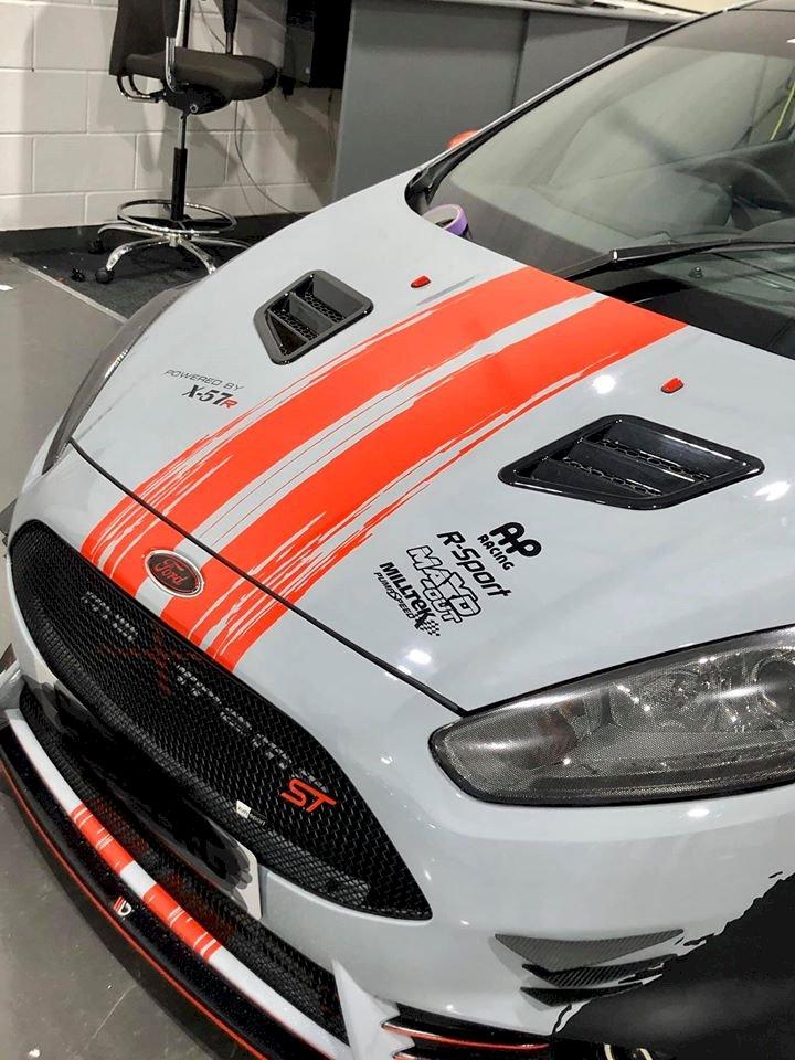Waynes - Fiesta ST200