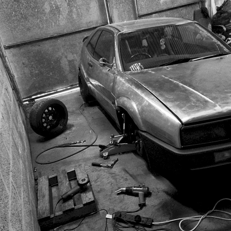 Ryan's - Corrado G60