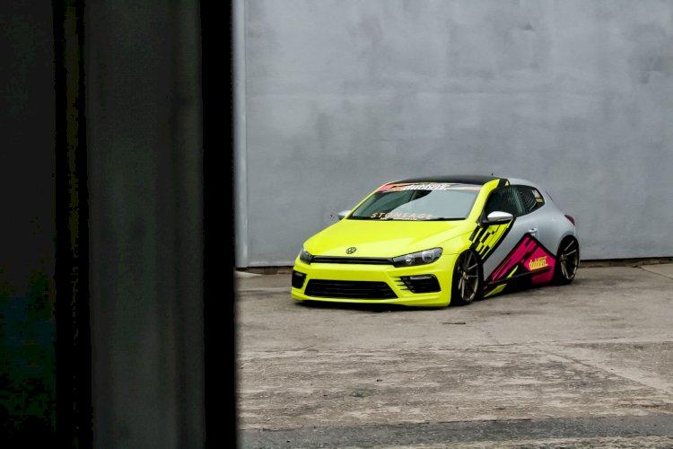 Dans - VW Scirocco 2.0 tdi