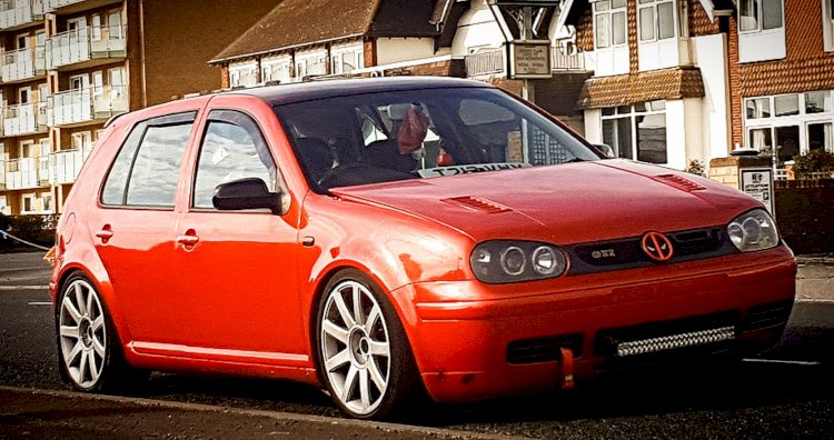 Jacks - VW Golf Gti 1.8t