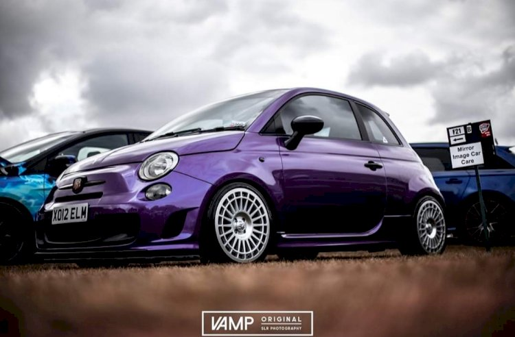 Emma'Louise's - Fiat 500 Abarth 1.4 Turbo