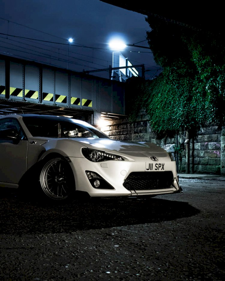 Shannon - Toyota GT86