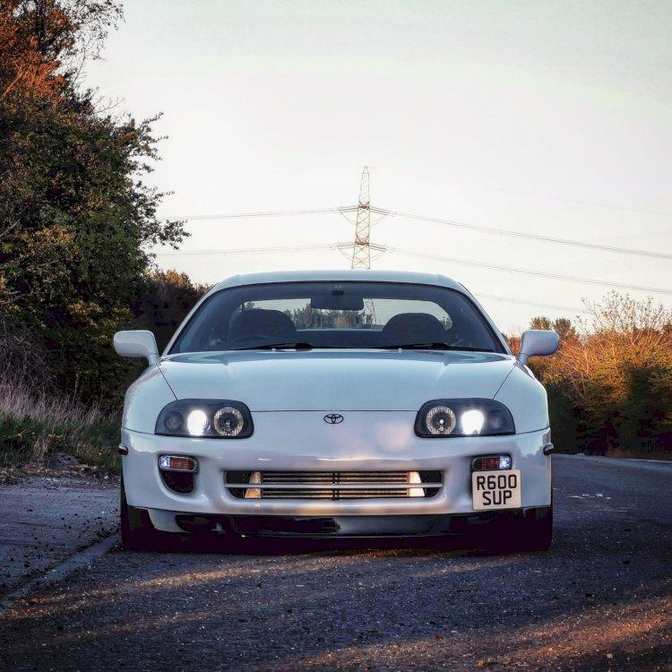 Lawrence - Toyota Supra MK4