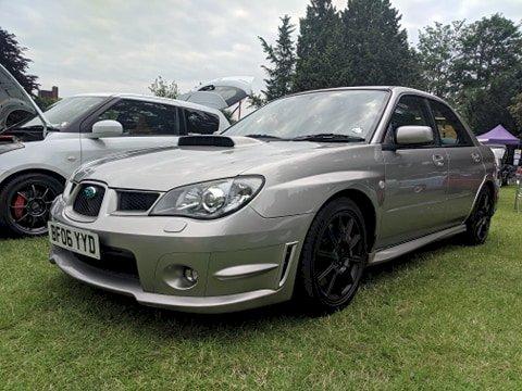 Eleanor - Subaru Impreza WRX STI Spec D