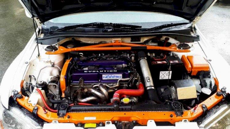 Armando Forte - Mitsubishi Evo 7 (Fully Forged)