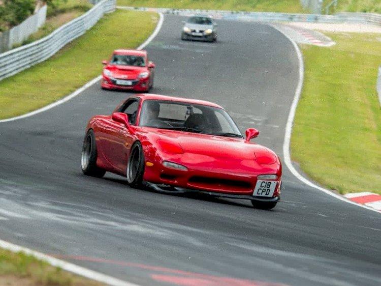 Azzam - Mazda Rx7 FD3S