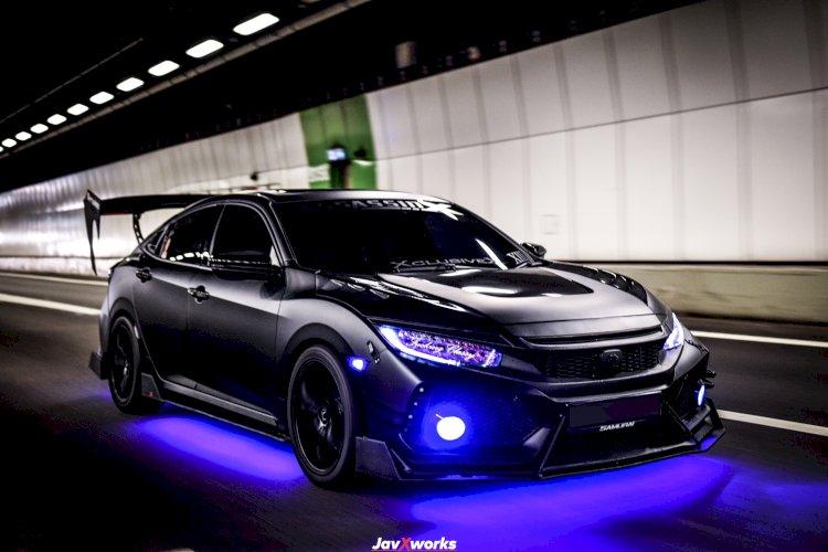 Ian Moo - Honda Civic FC1 1.5L Turbo