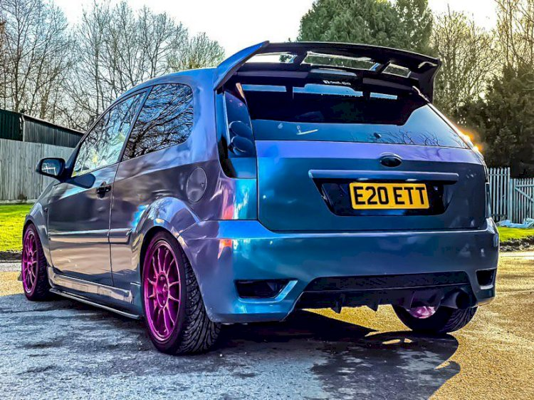 Adam - Ford Fiesta St150