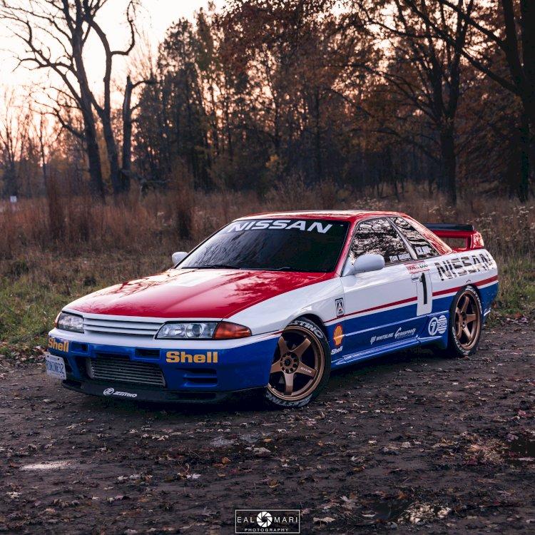 Brian - 1993 Nissan Skyline R32 GTR