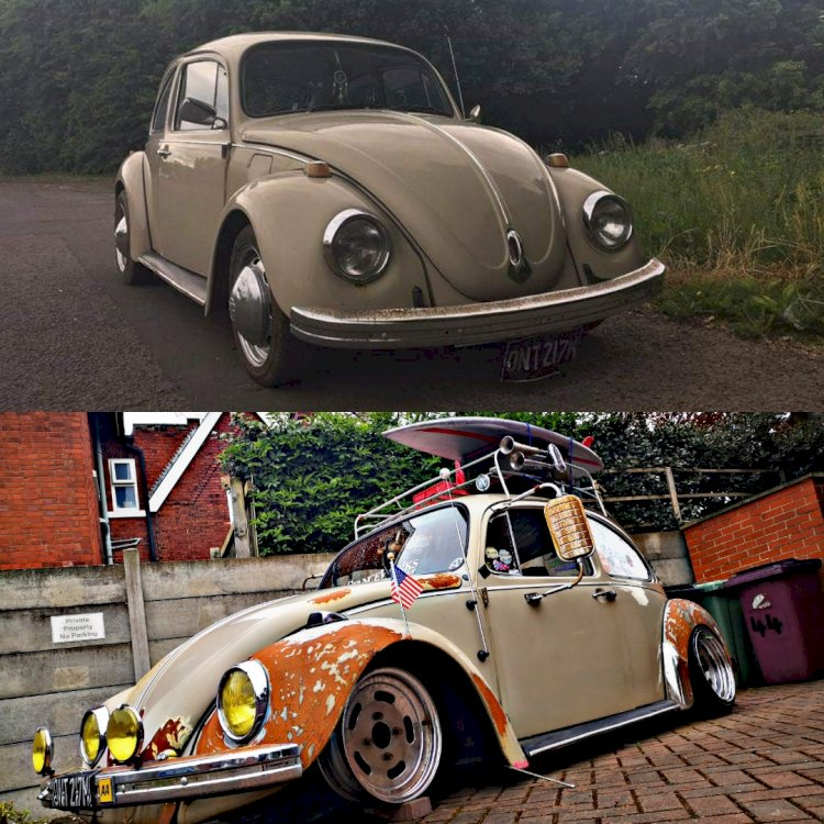 Connor - 73' VW Beetle