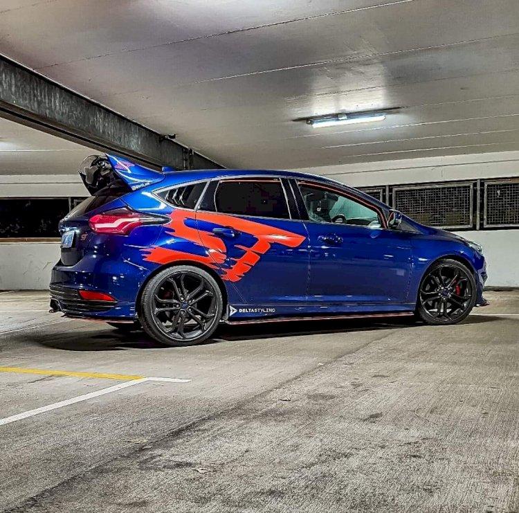 Brad - Ford Focus Mk3 Facelift ST3