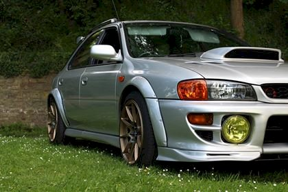Brian Johnstone - 99 Subaru Impreza turbo wagon