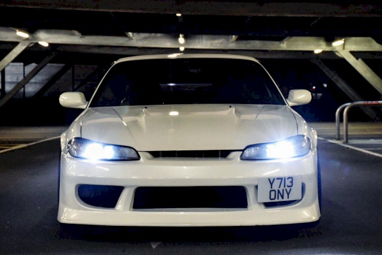 Courtney Read - Nissan Silvia S15 SpecR