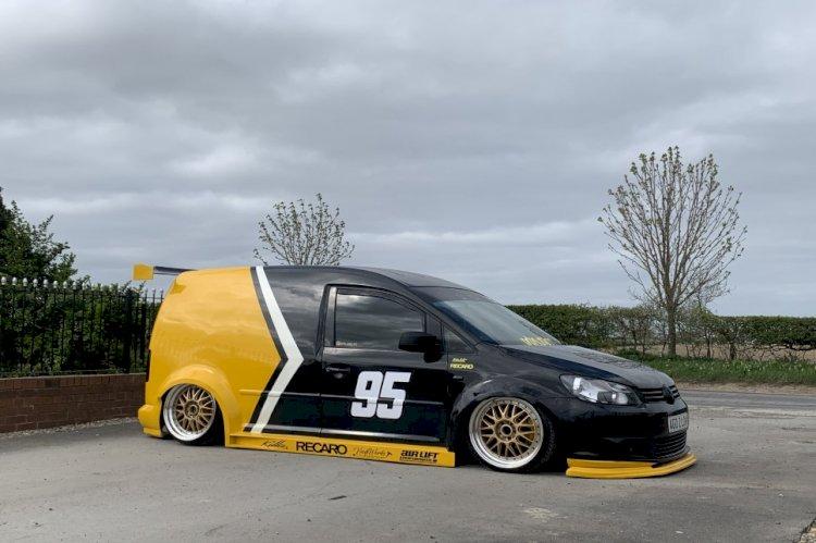 Nick Davenport - VW Caddy