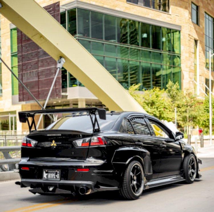 Justin - 2015 Mitsubishi Lancer GT