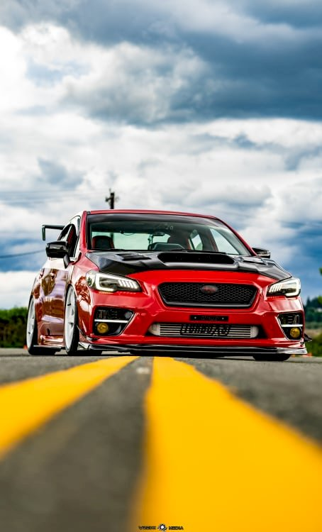 Lee Yang - 2016 Subaru WRX