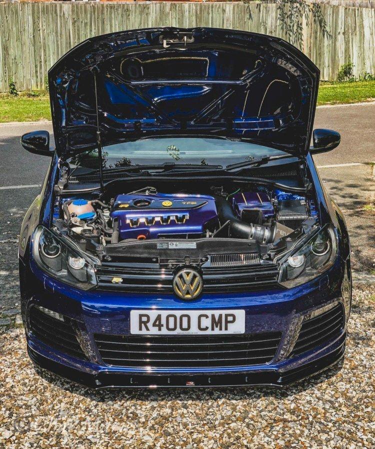 Char - TFSI MK6 Golf R