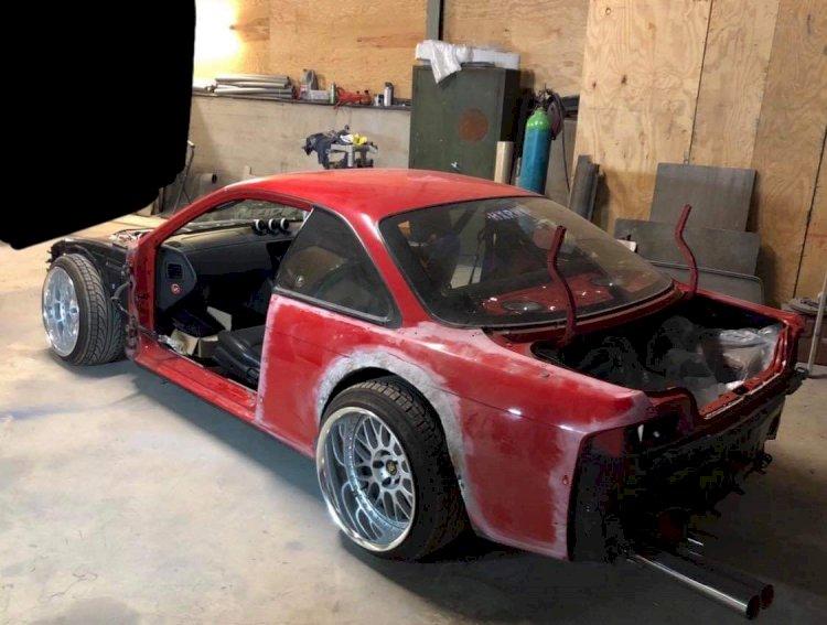 Scott - Nissan Silvia s14