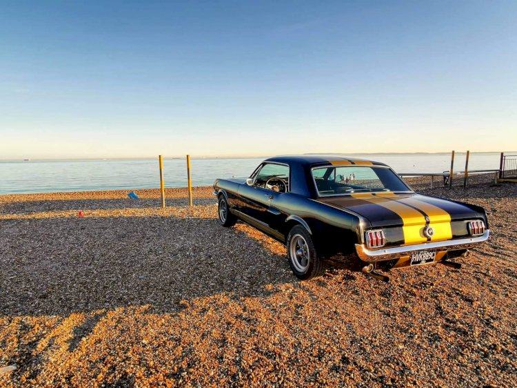 Steve Pattenden - 1965 Ford Mustang Coupe