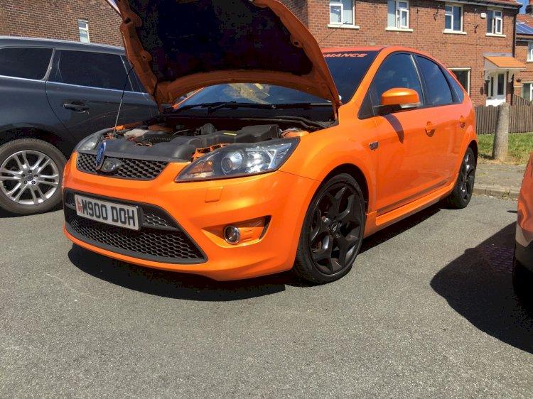 Jon - Ford Focus ST225