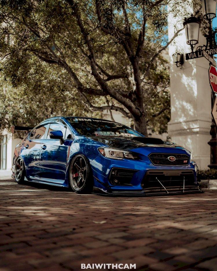 Erik Lagos - 2015 Subaru STI Limited Edition