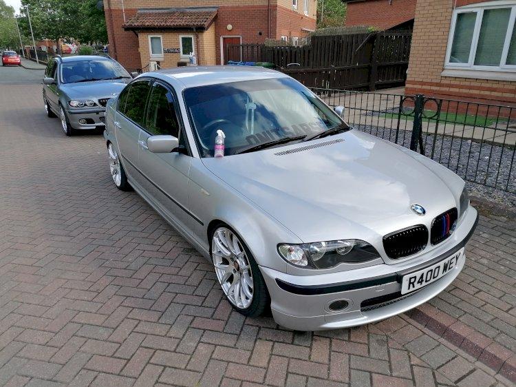 Ben Rowbotham - BMW e46 318