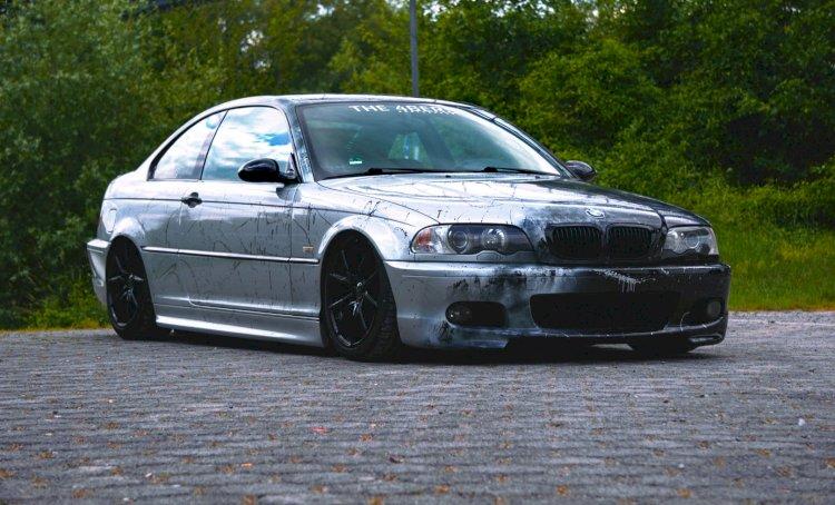 Laura - BMW E46 323Ci