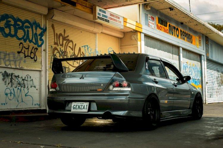 Joe - 2004 Mitsubishi Evo 8 MR