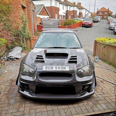 Rob Tomo Thompson - 2005 Subaru blob-eye