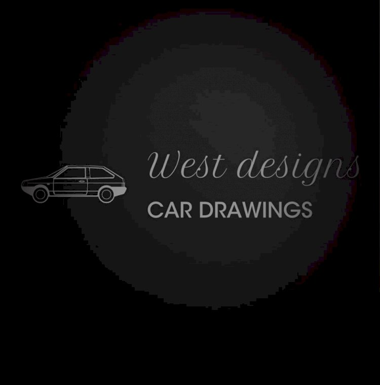 West Design Car Drawings