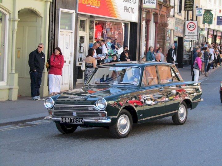 Jim Scott - MK1 Cortina 1966