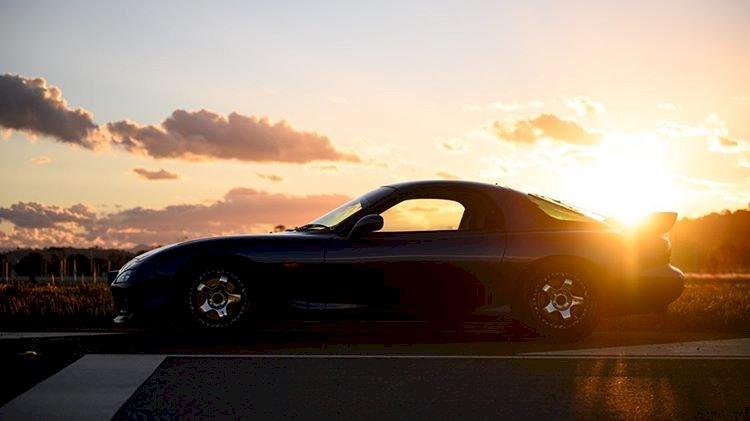 Blake - Series 8 Mazda FD RX-7