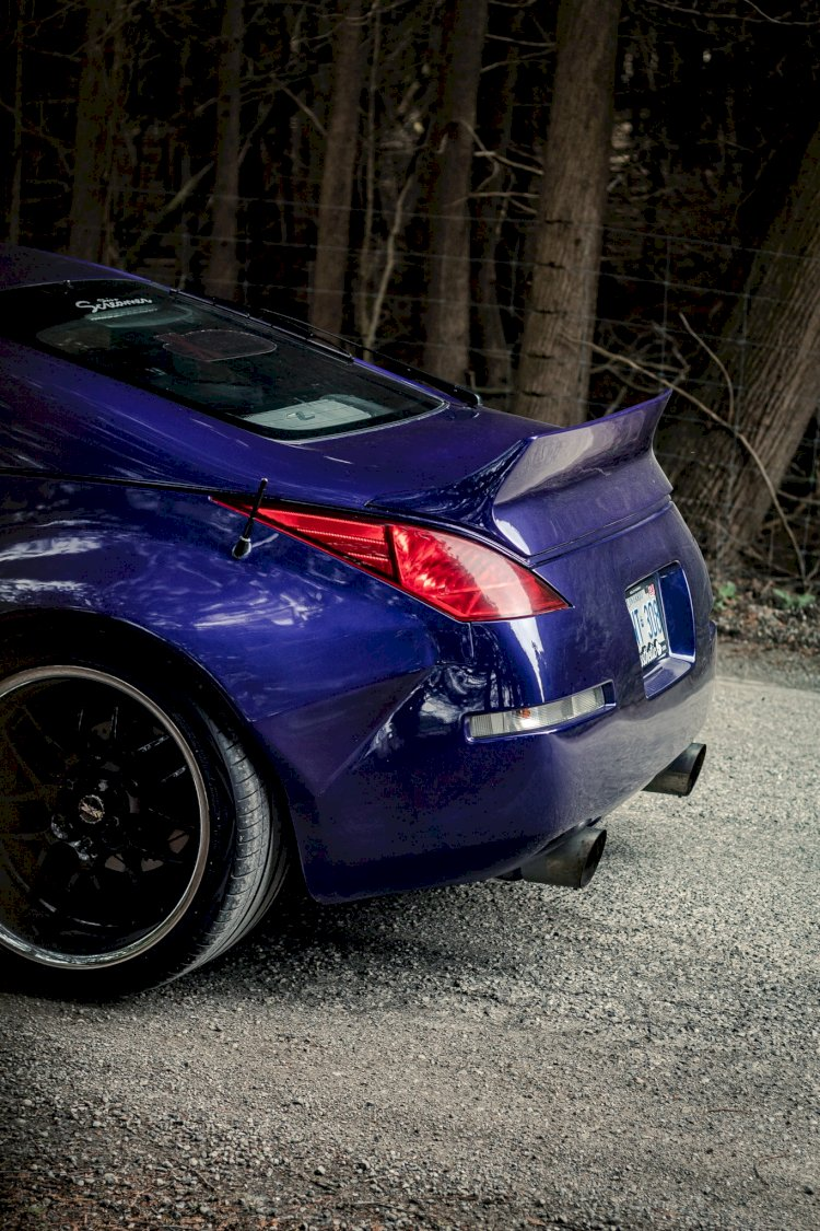 Eric Fairless - Nissan 350z