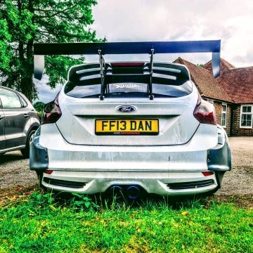 Dan - Mk3 Ford Focus 1L Turbo
