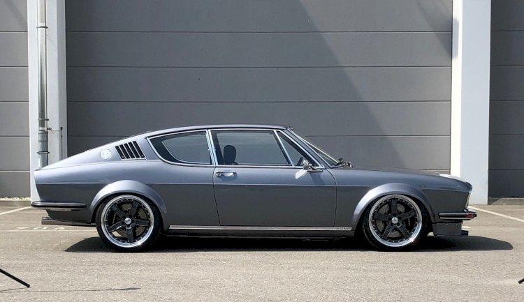 Niklas Frisk - Audi 100 Coupe S/GT 1972