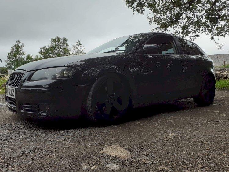 Tom Stubbs - 2015 Audi A3