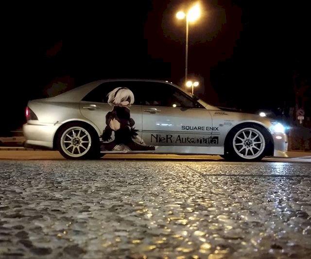 Thomas - Lexus IS200