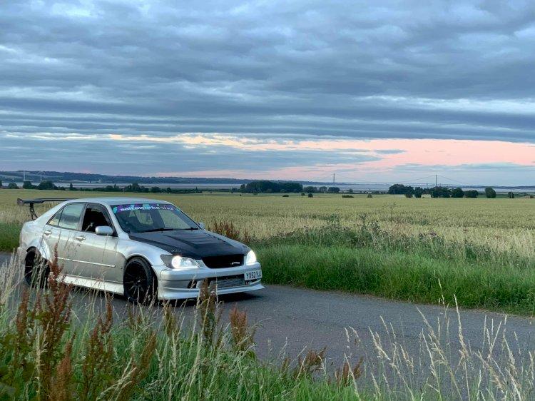 Jake - 2002 Lexus is200 SXE10 Turbo