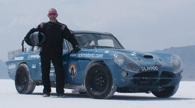 Ian Northeast  The World's Fastest Jensen