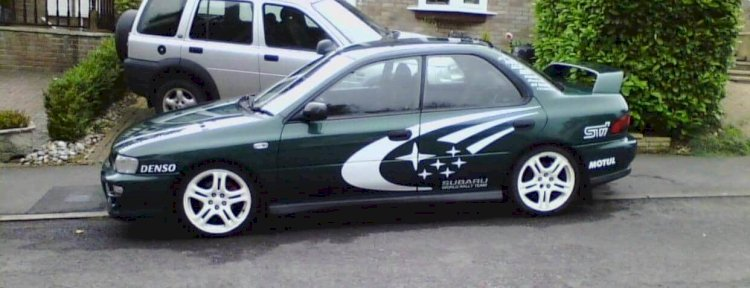 Terry Setchfield - 2005 Vauxhall Zafira VXR