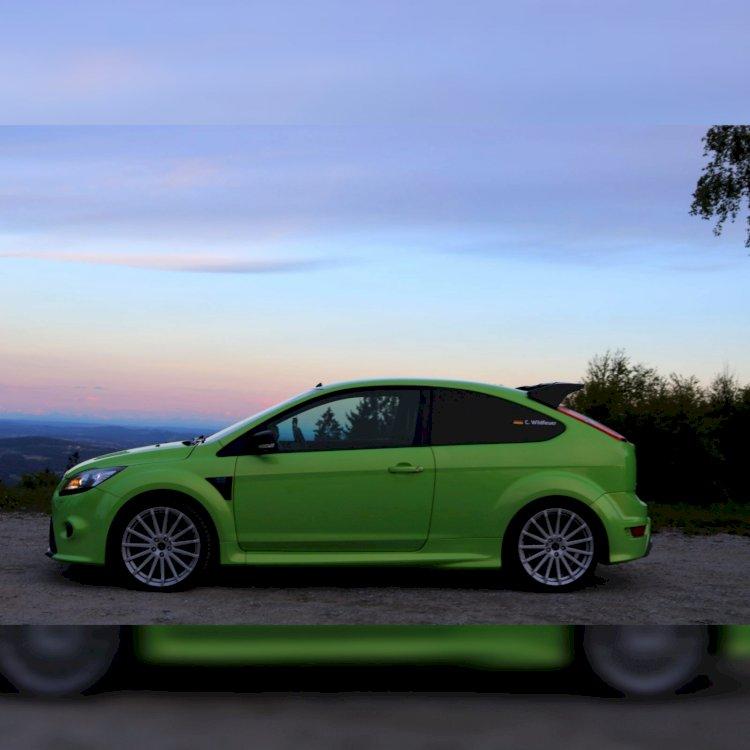 Christoph - Ford Focus RS MK2